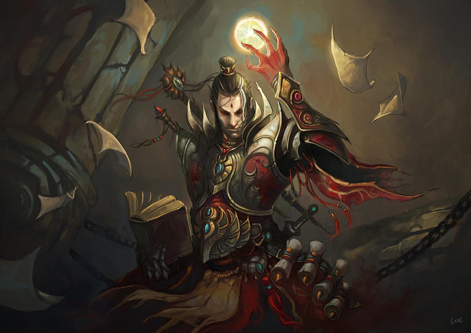 Wizard | Diablo Wiki | Fandom powered by Wikia