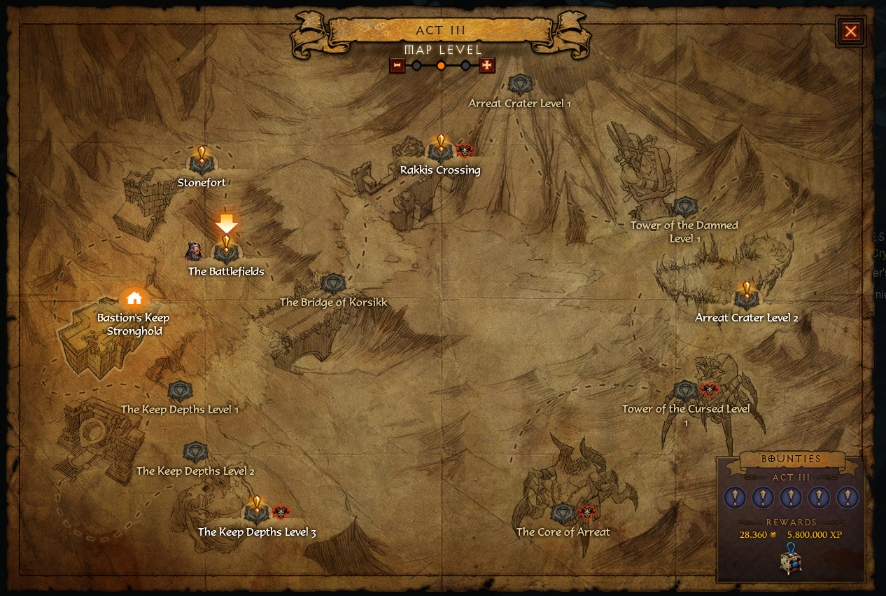 Game Modes - Game Guide - Diablo III