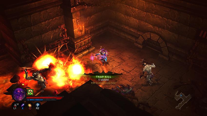 Console - Diablo III