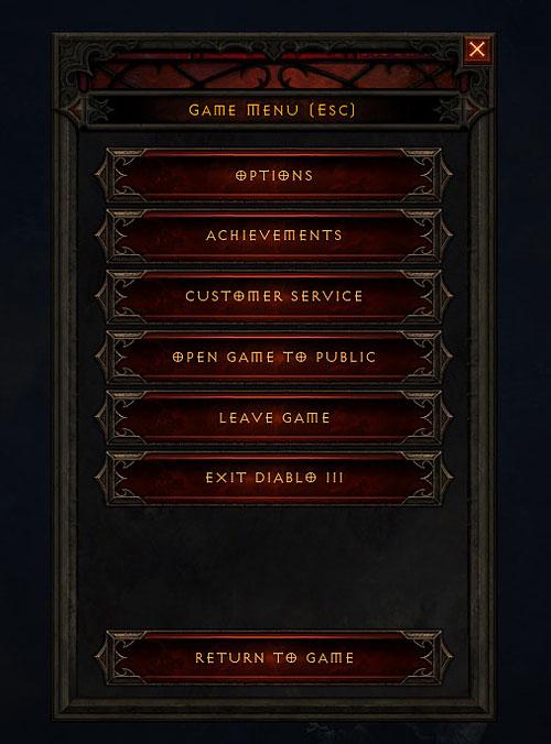 Fundamentals - Game Guide - Diablo III