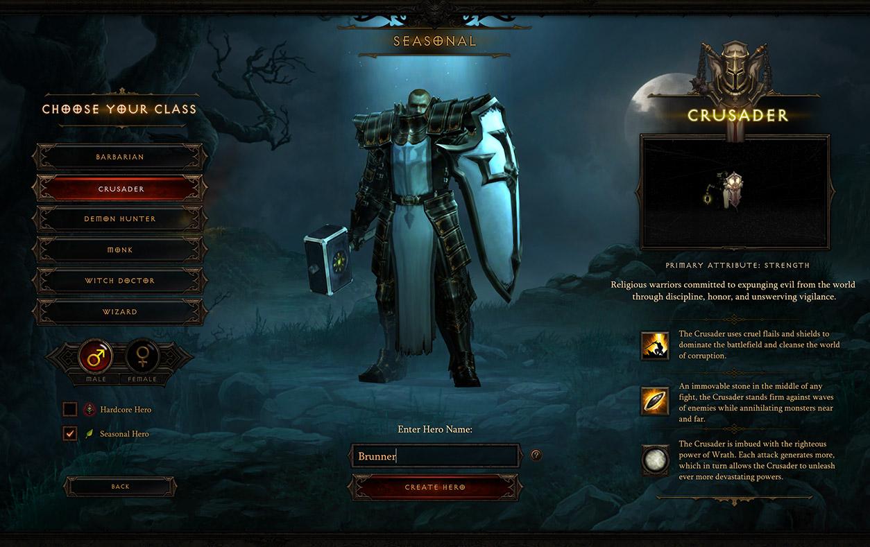 Seasons - Game Guide - Diablo III