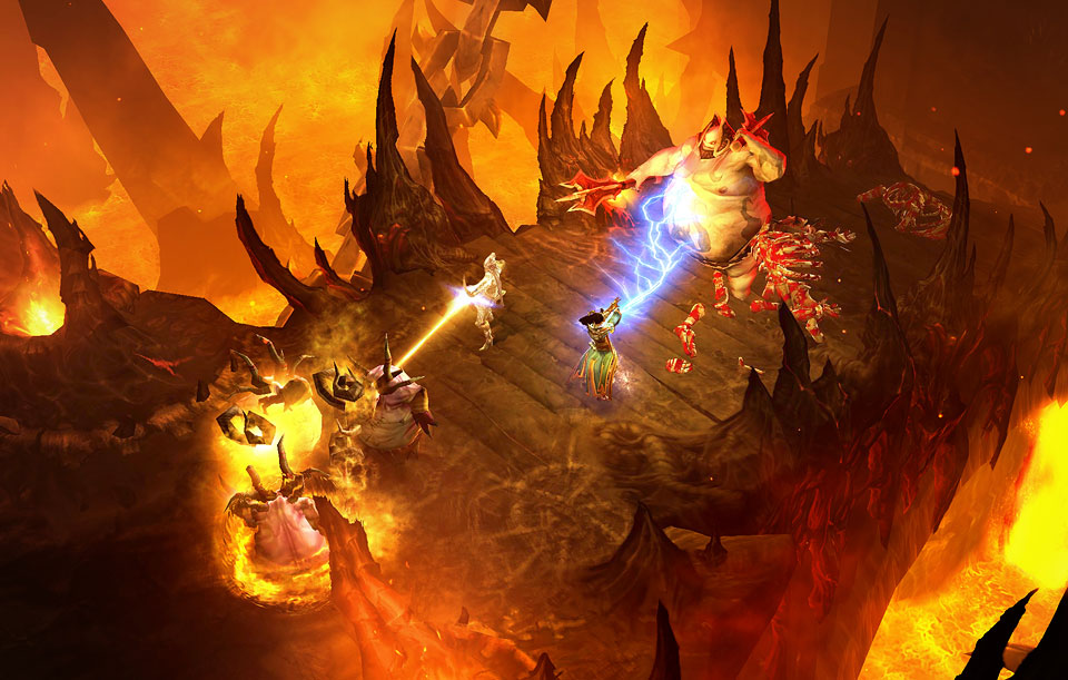 Playing With Friends - Game Guide - Diablo III
