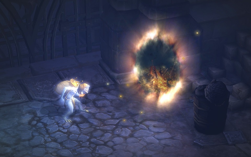 The World - Game Guide - Diablo III