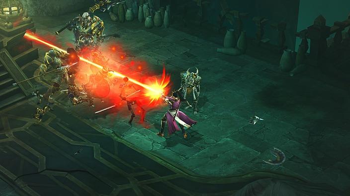 Wizard - Game Guide - Diablo III