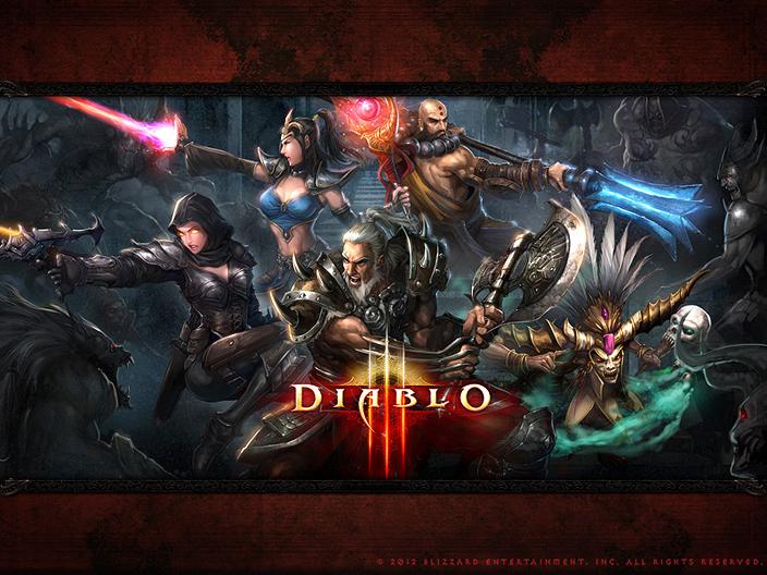 Community - Diablo III