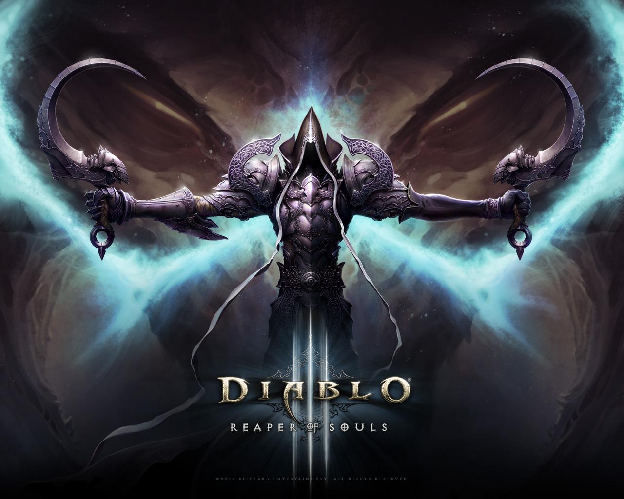 Hintergrundbilder Media Diablo III