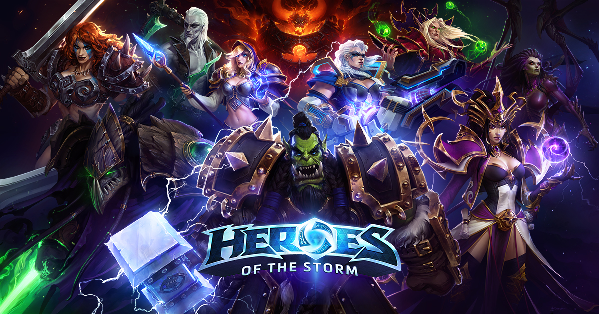 Ranked Play - Heroes of the Storm