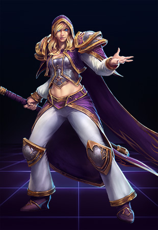 Heroes of the storm - Heroes of the storm space lord leoric ...
