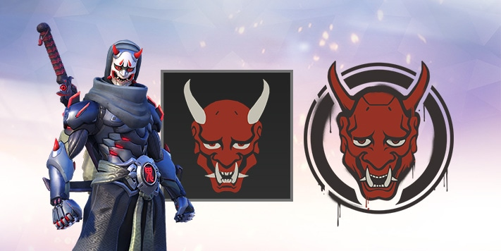 can you get oni genji on console
