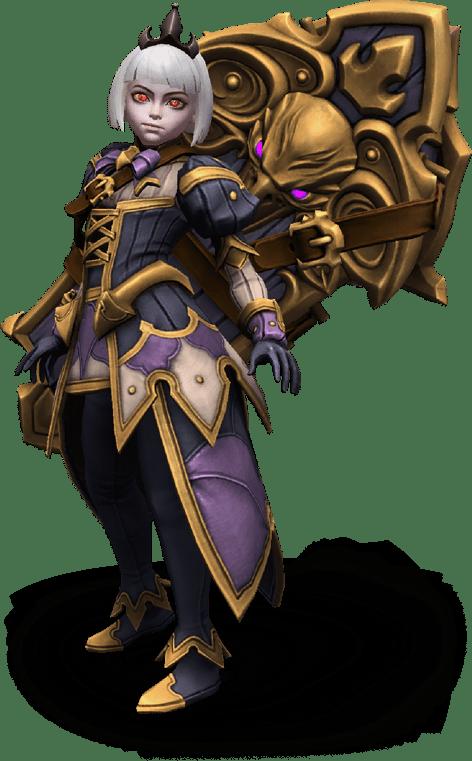 Orphea, Heir Of Raven Court